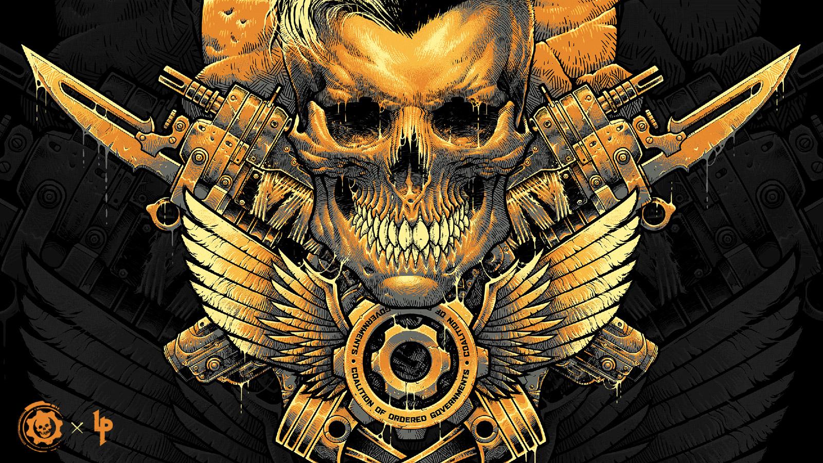 Gears Tactics Wallpaper in 1600x900