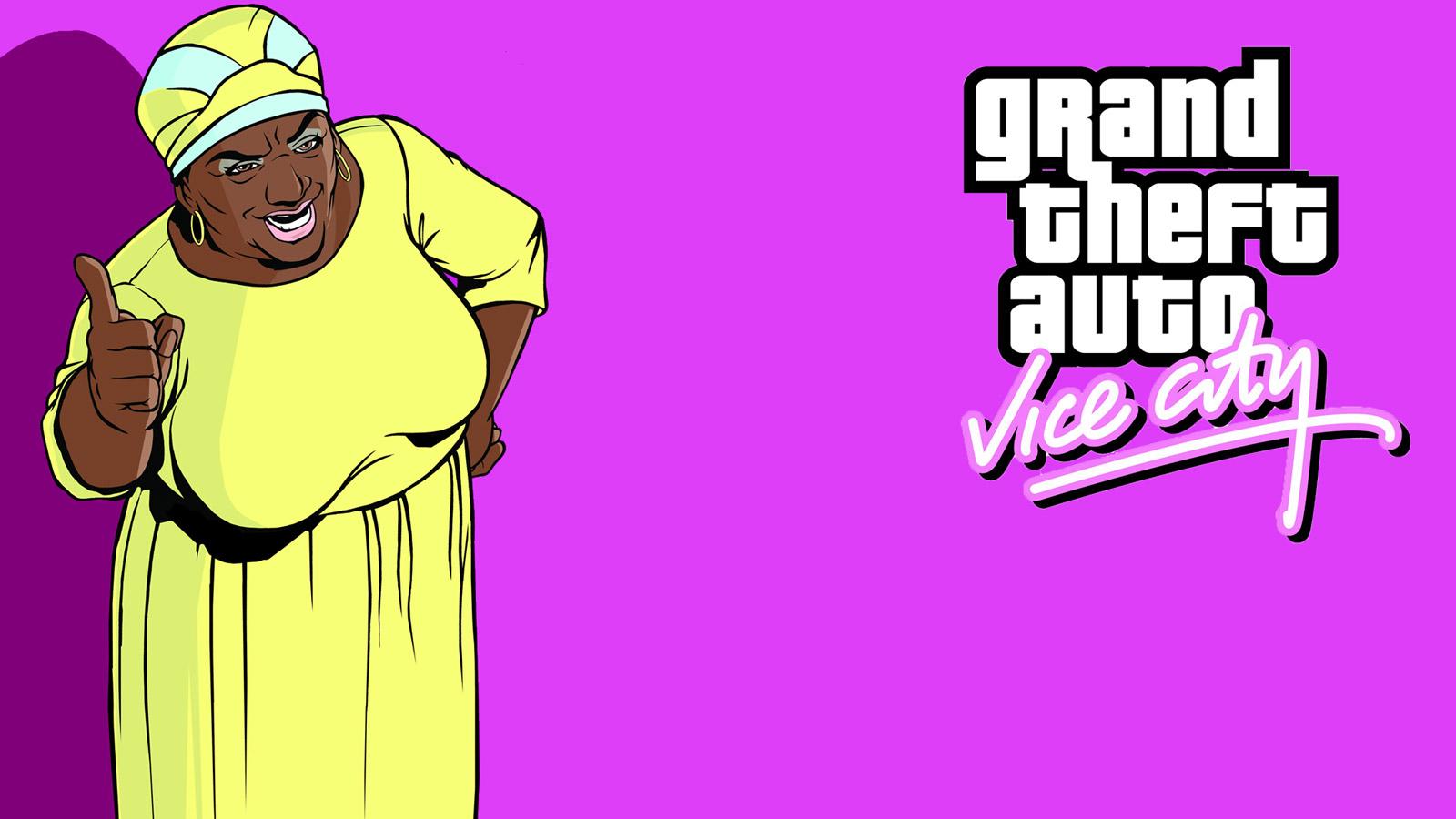 Grand Theft Auto: Vice City Wallpaper in 1600x900
