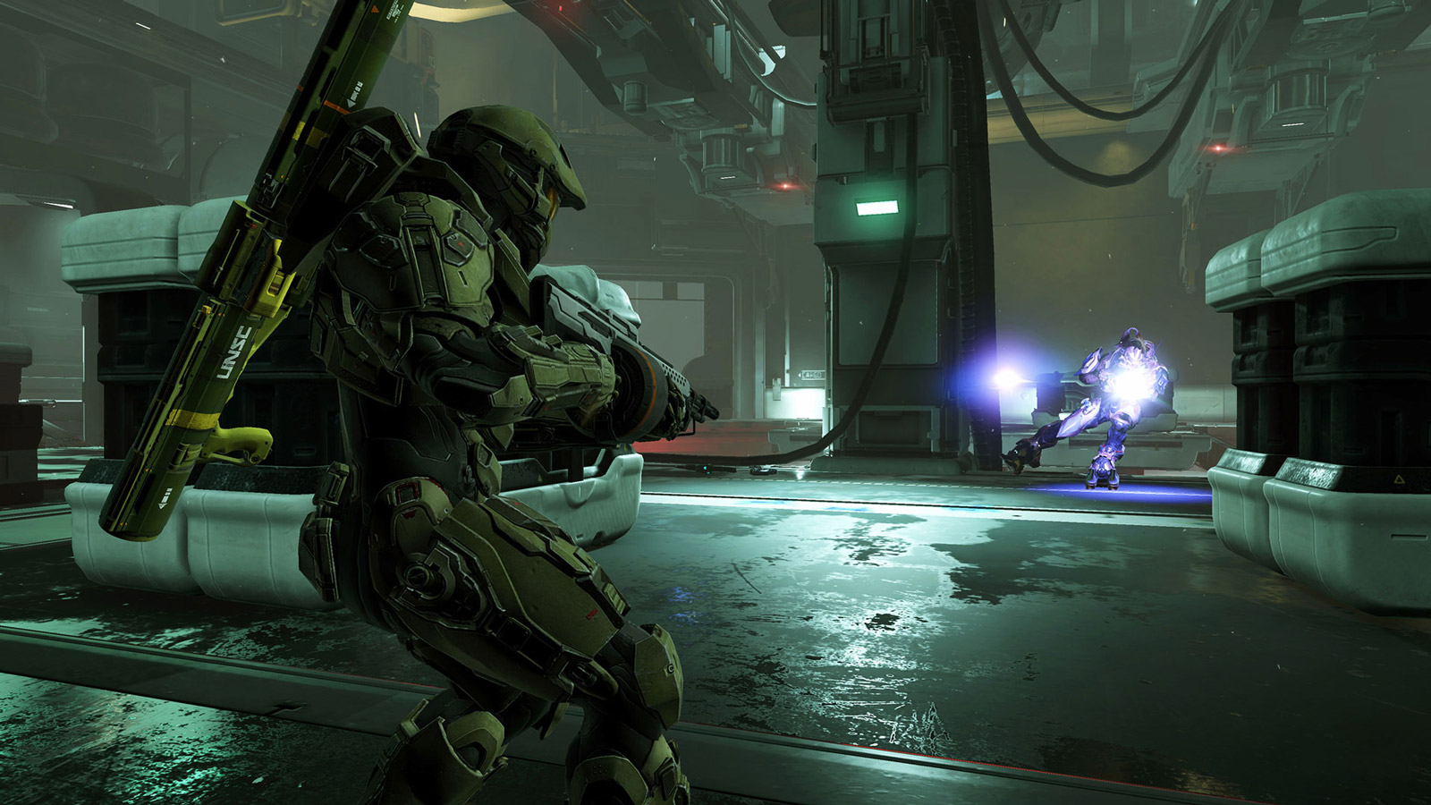 Halo 5: Guardians Wallpaper in 1600x900