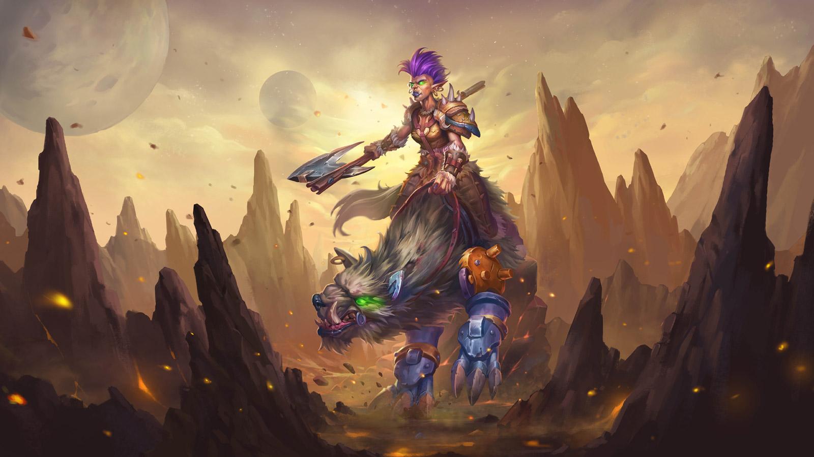 Free Hearthstone: Heroes of Warcraft Wallpaper in 1600x900