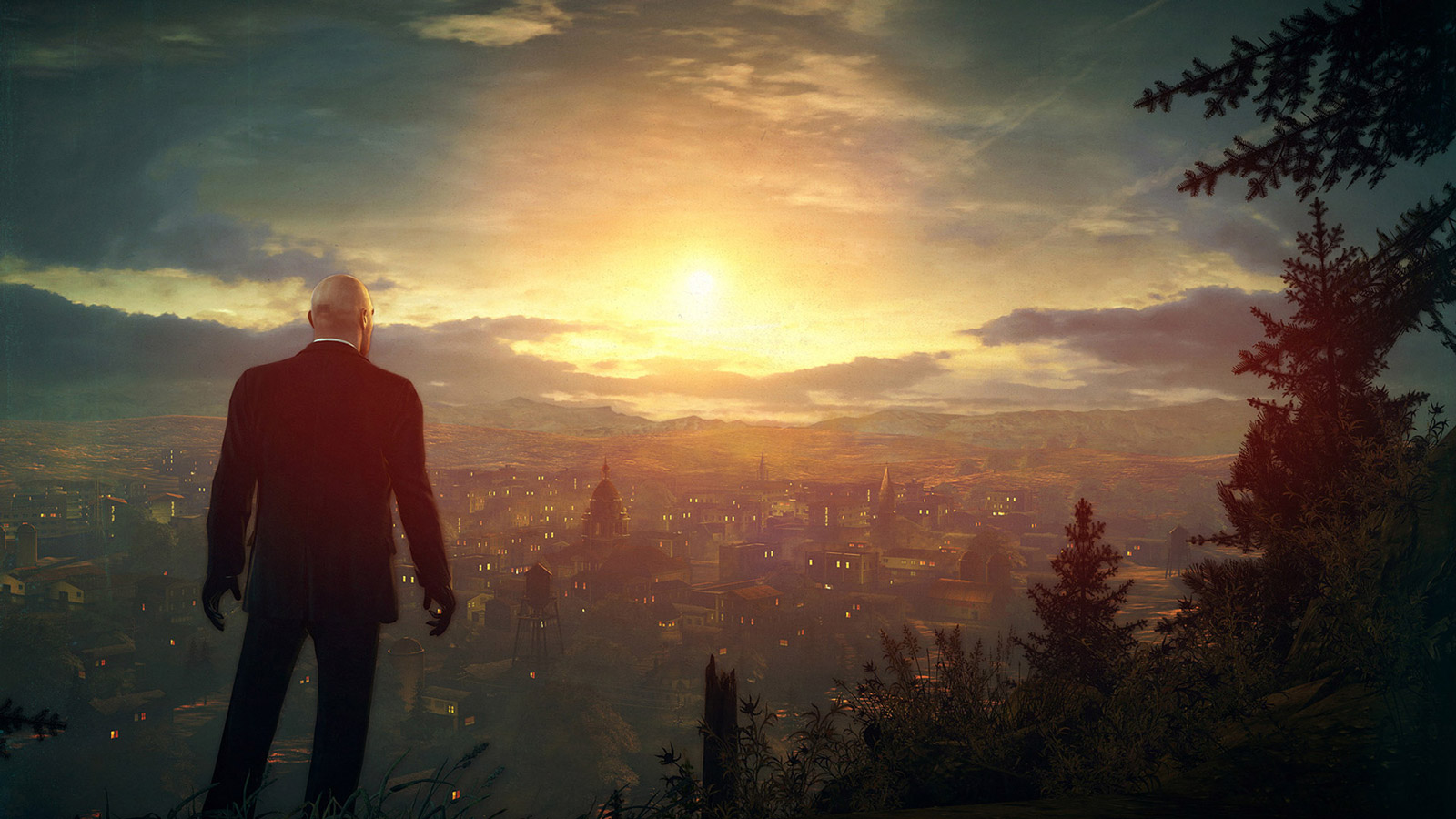 Free Hitman: Absolution Wallpaper in 1600x900