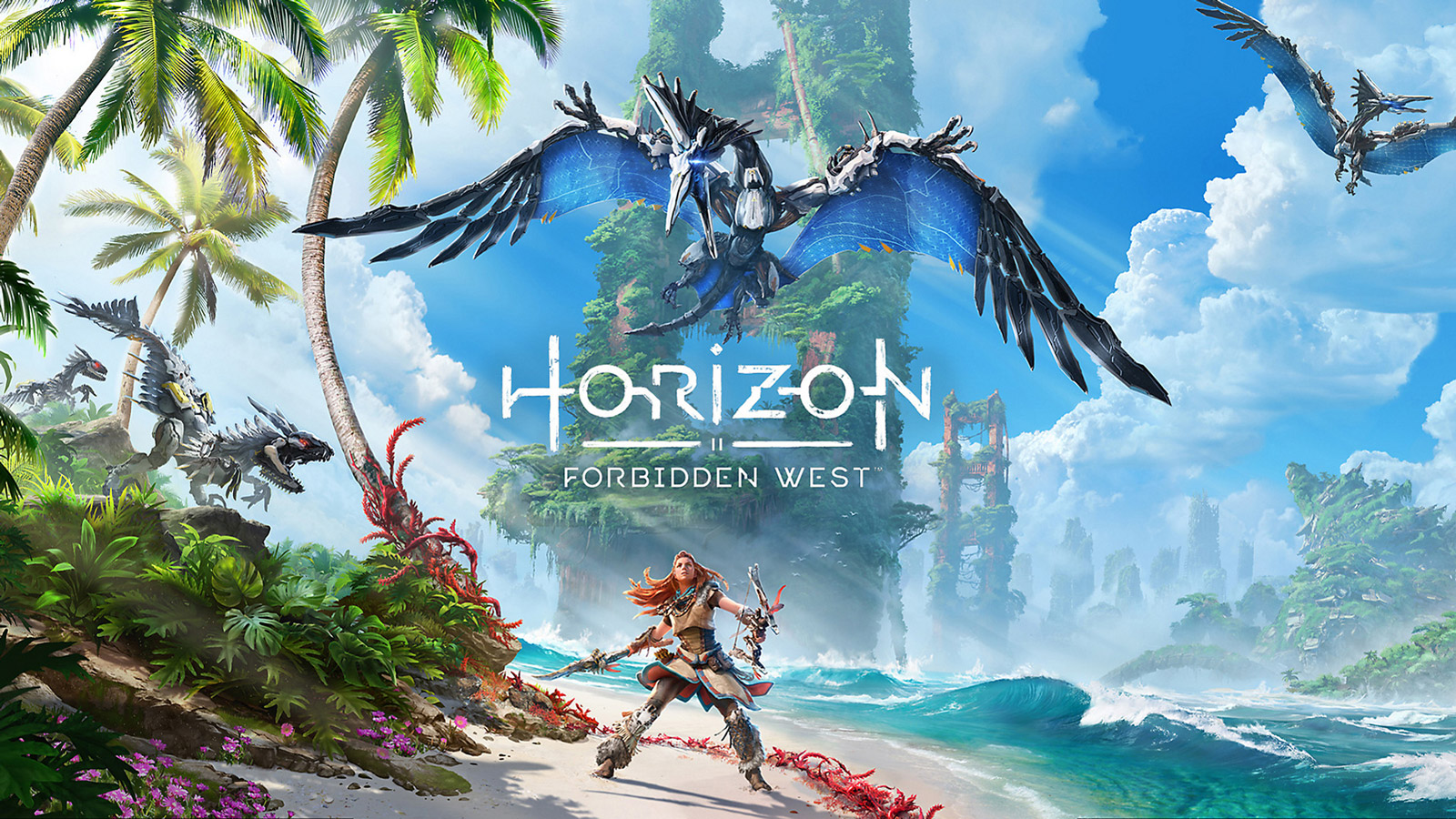 Free Horizon: Forbidden West Wallpaper in 1600x900