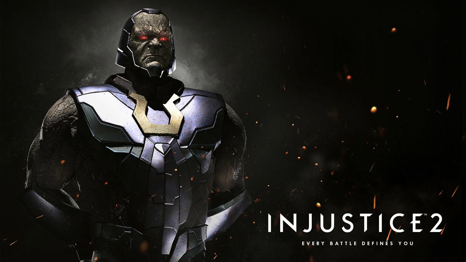 Free Injustice 2 Wallpaper in 1600x900