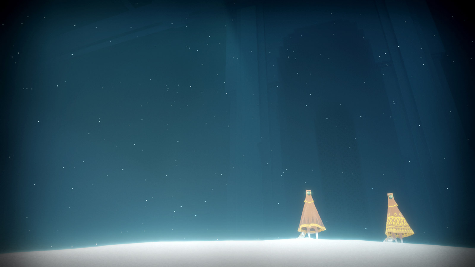 Free Journey Wallpaper in 1600x900