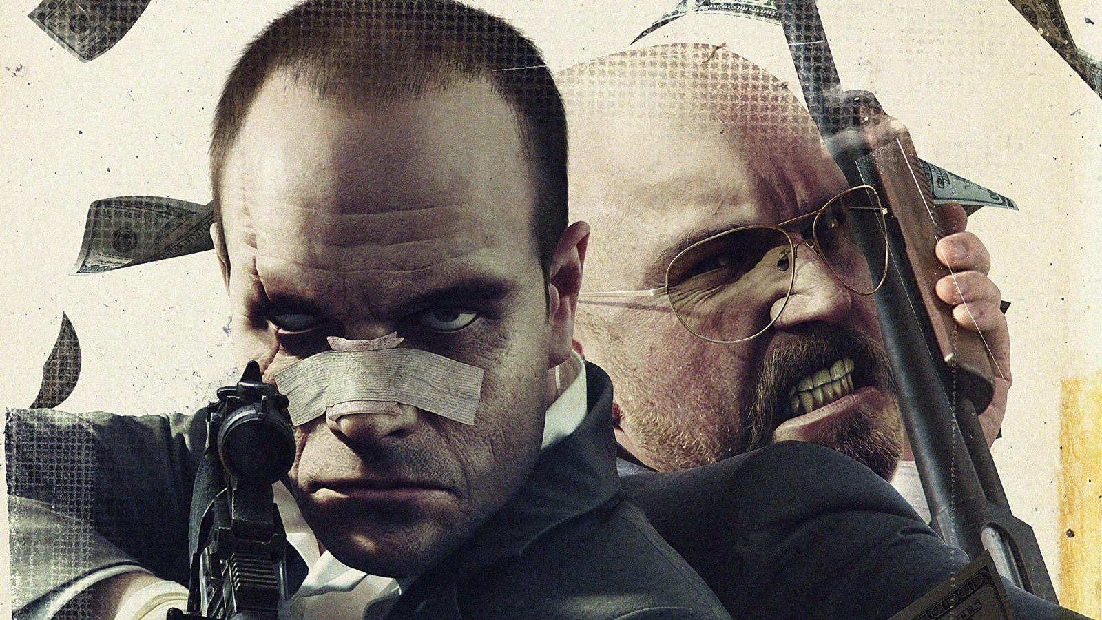 Kane & Lynch: Dead Men Wallpaper in 1600x900