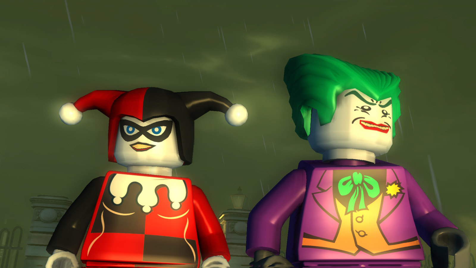 Free Lego Batman: The Videogame Wallpaper in 1600x900