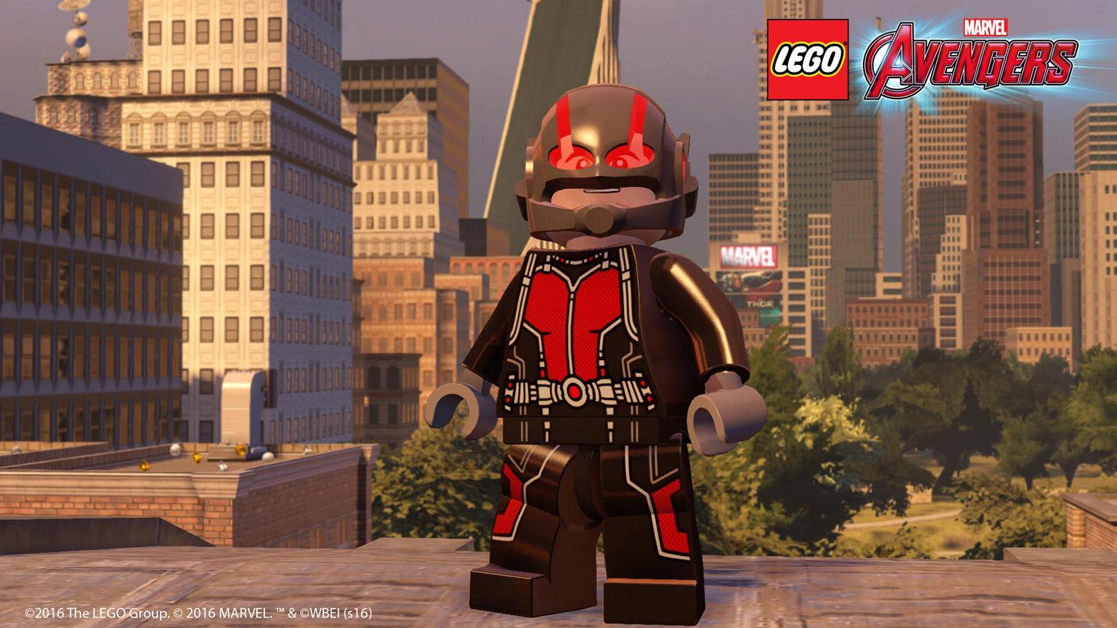 Lego Marvel's Avengers Wallpaper in 1600x900