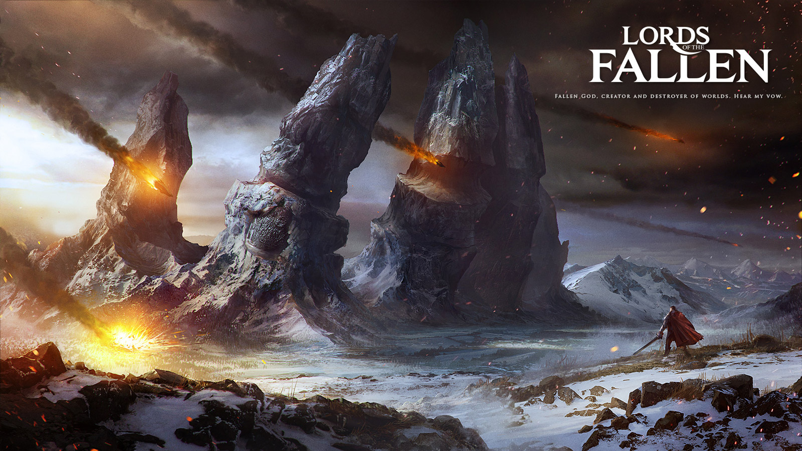 Free Lords of the Fallen Wallpaper in 1600x900