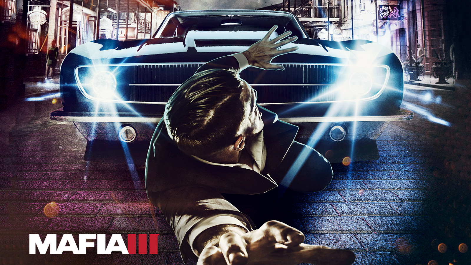 Free Mafia III Wallpaper in 1600x900