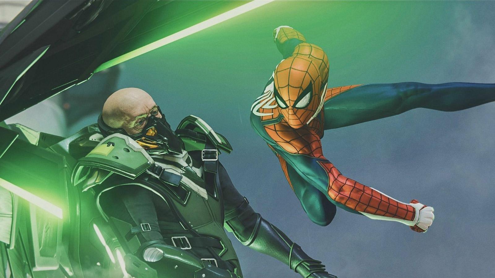 Free Spider-Man Wallpaper in 1600x900