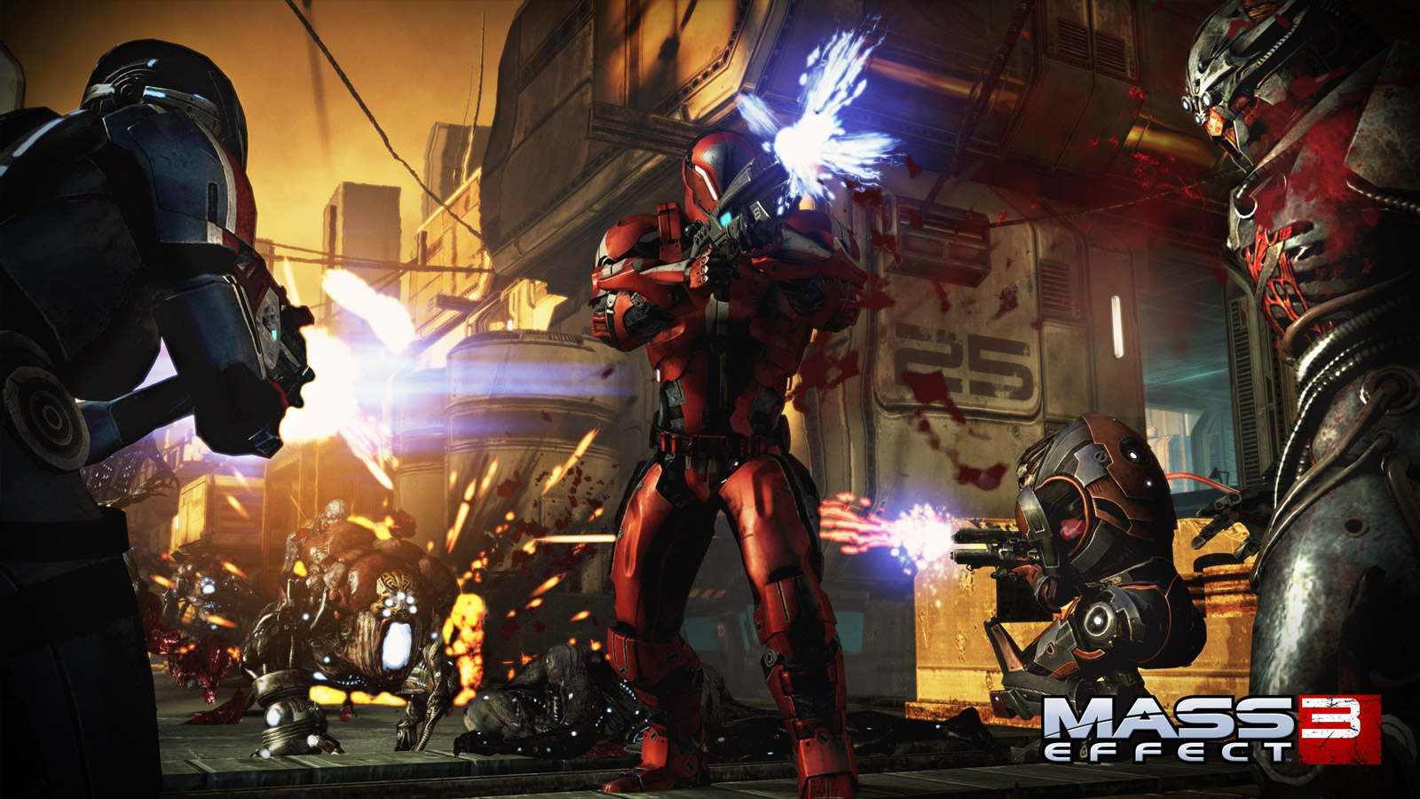 Free Mass Effect 3 Wallpaper in 1600x900
