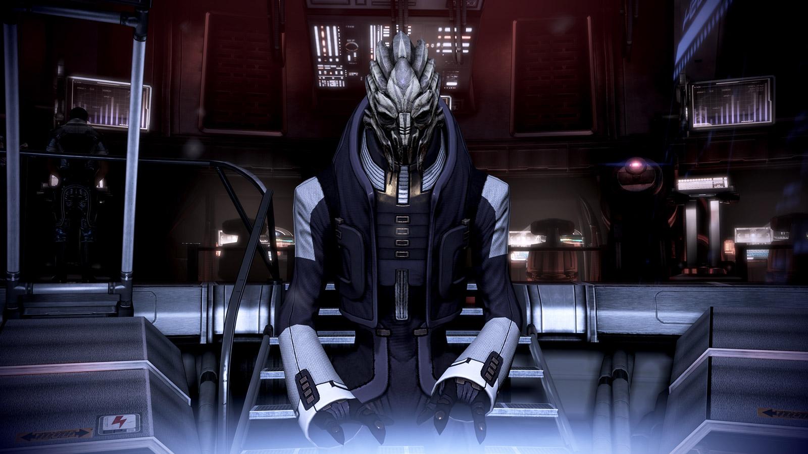 Mass Effect 3 Wallpaper in 1600x900