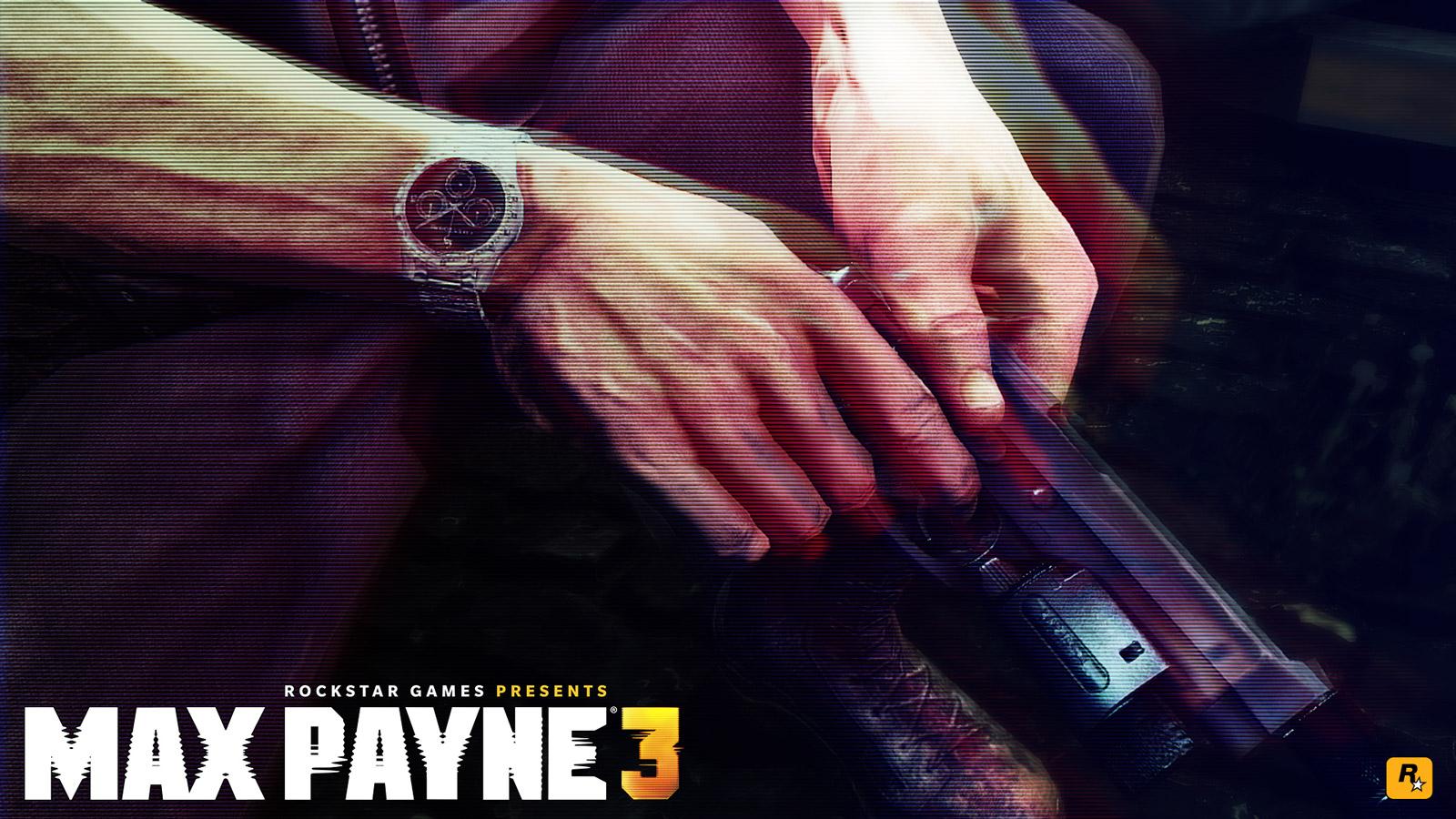 Max Payne 3 Wallpaper in 1600x900