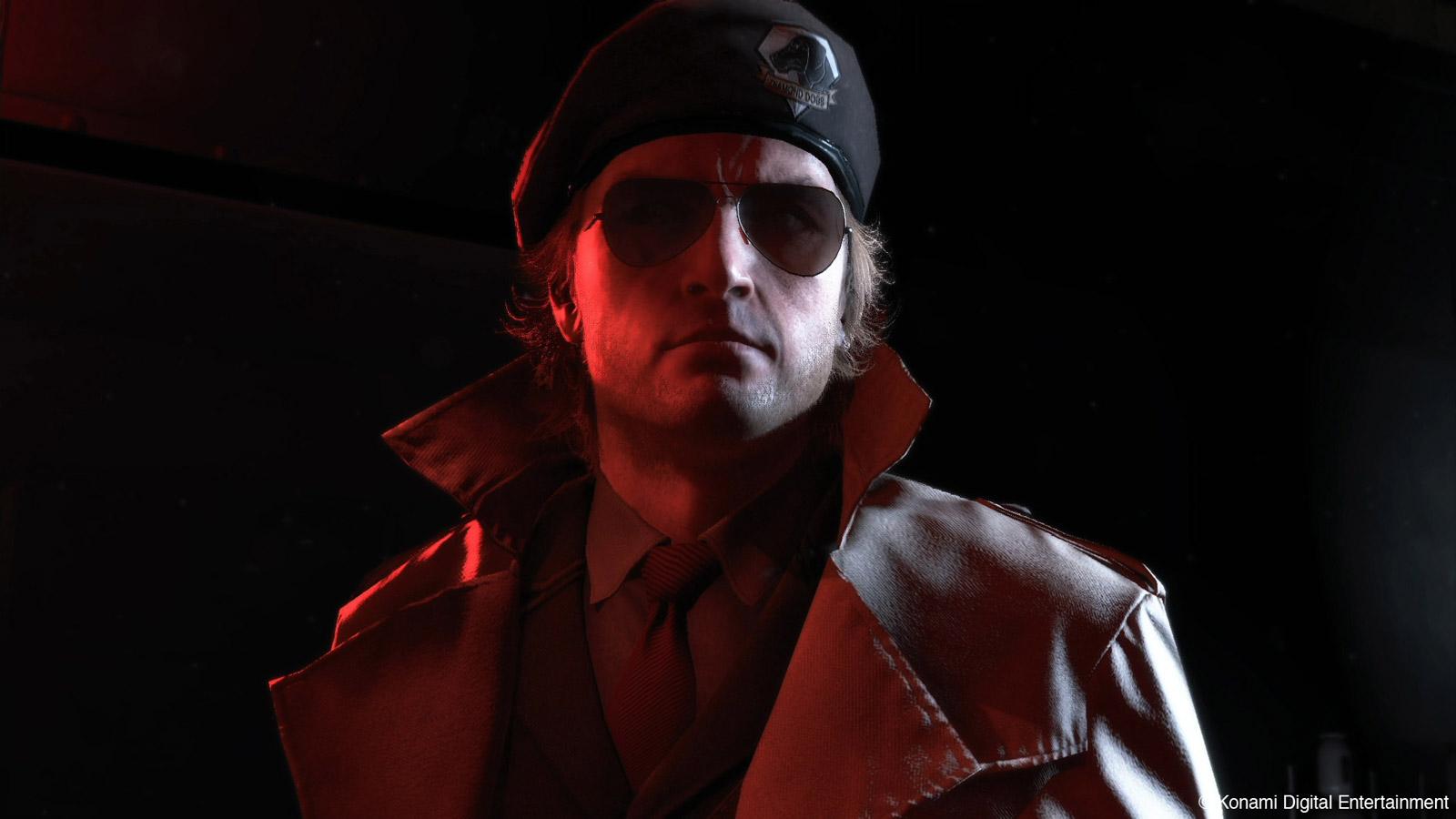 Free Metal Gear Solid V: The Phantom Pain Wallpaper in 1600x900