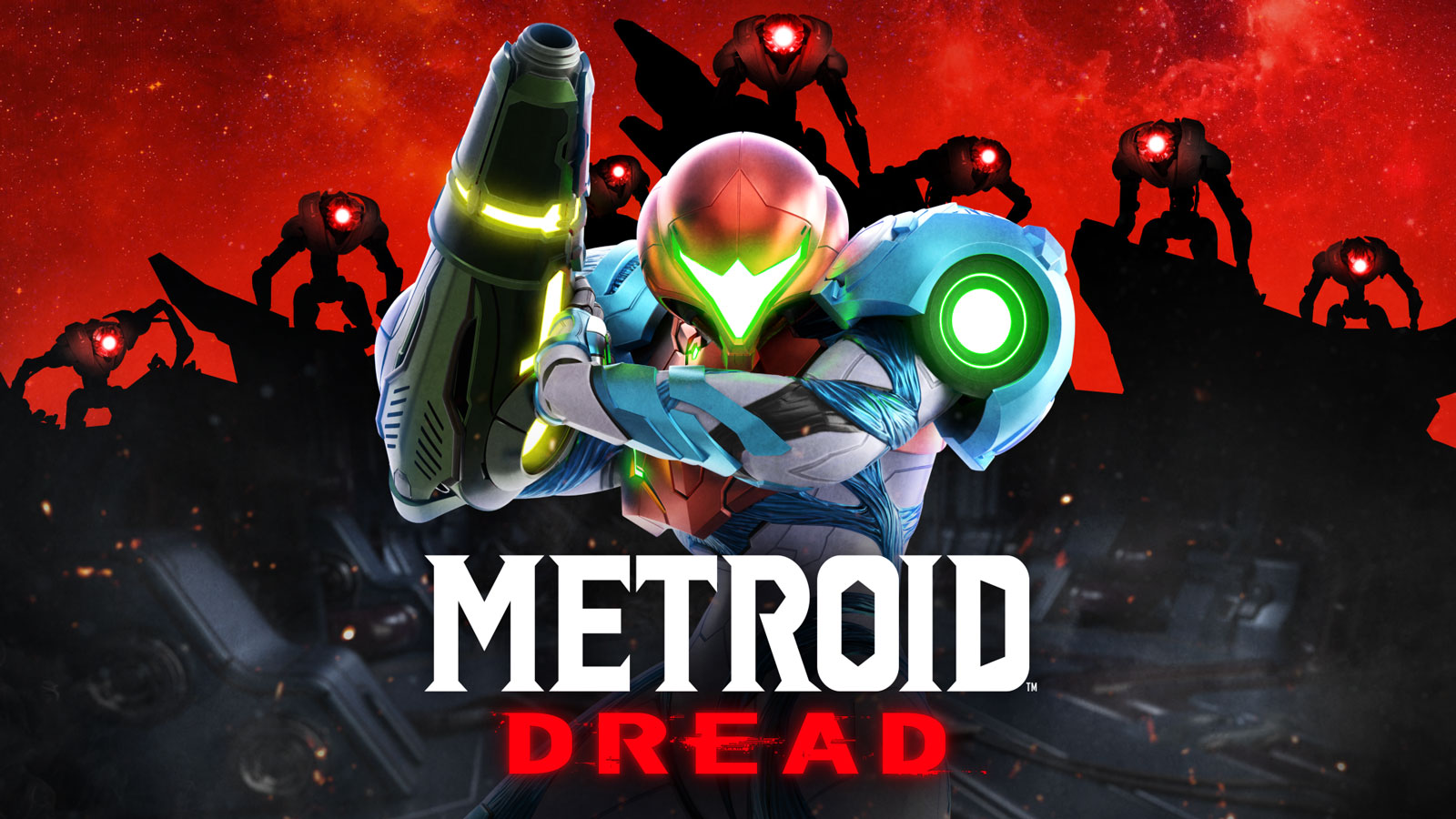 Free Metroid Dread Wallpaper in 1600x900