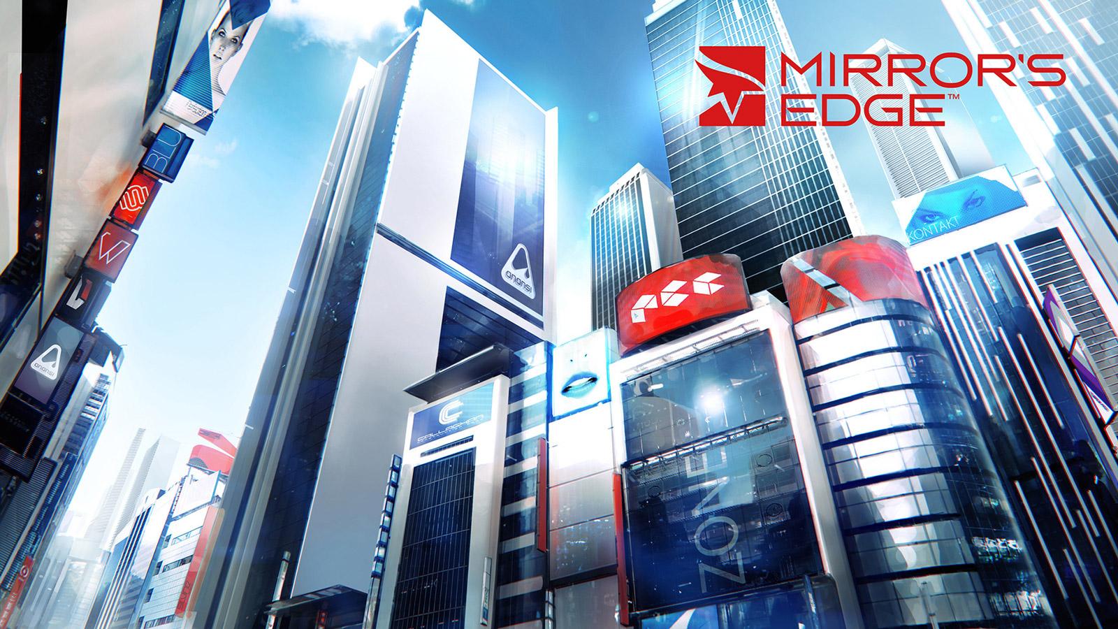 Free Mirror's Edge Catalyst Wallpaper in 1600x900
