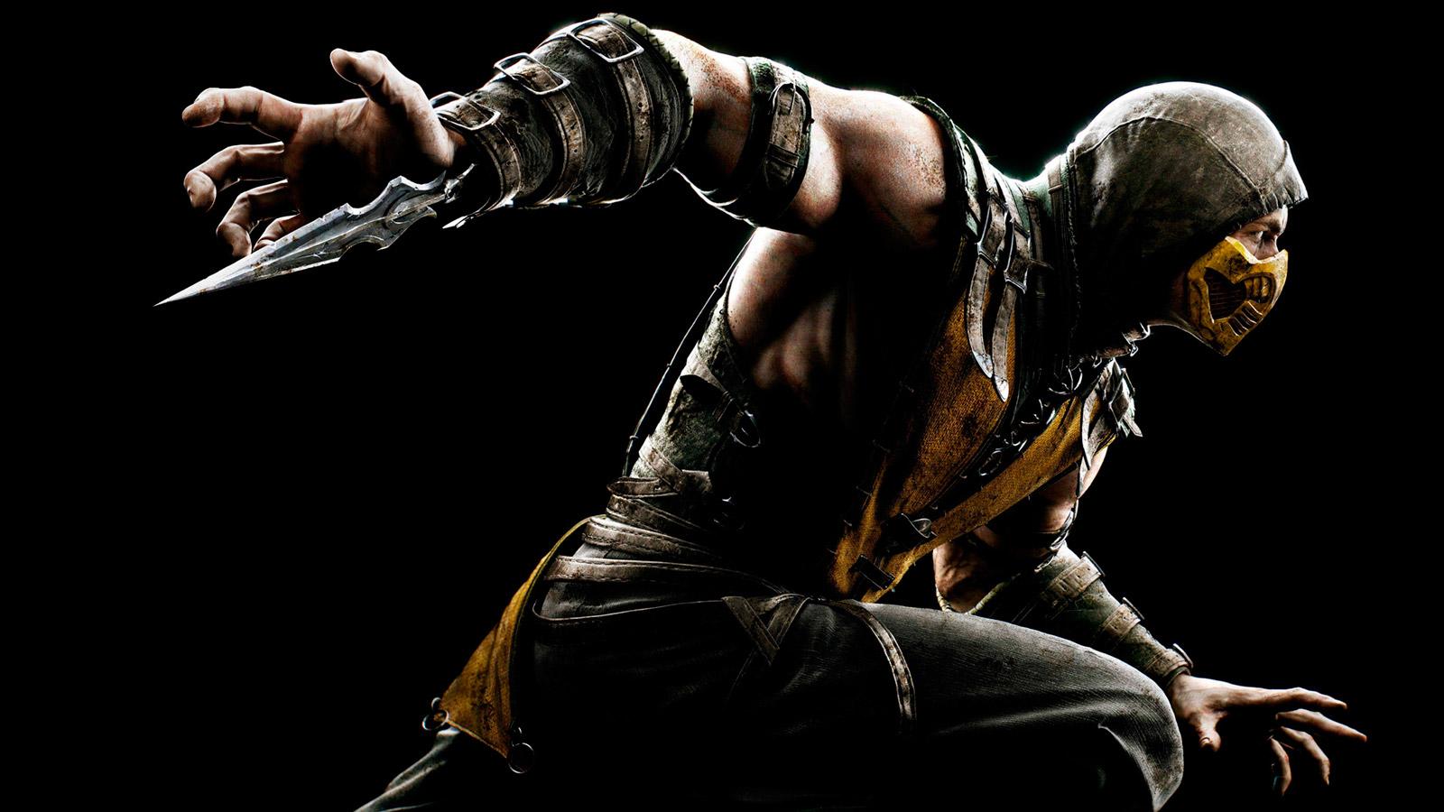Free Mortal Kombat X Wallpaper in 1600x900