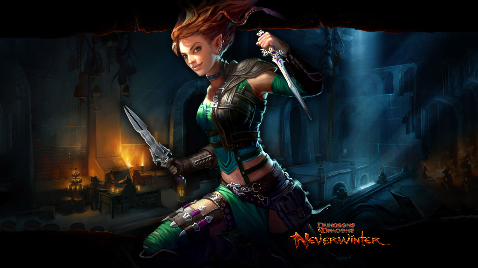 Neverwinter Wallpaper in 1600x900