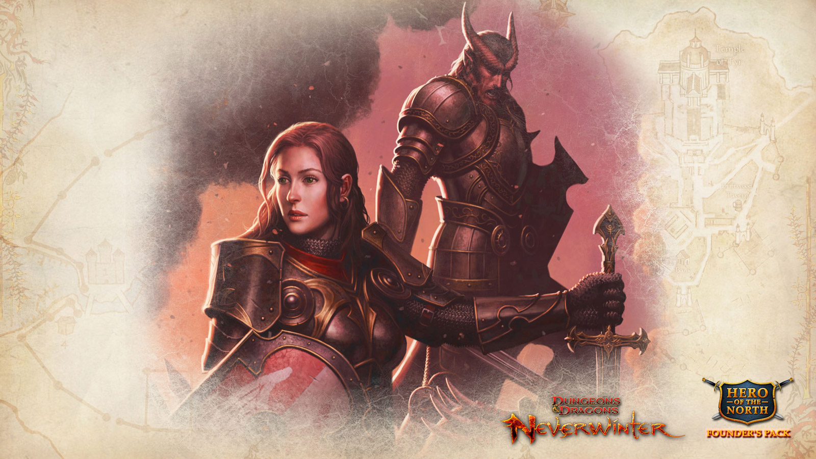 Free Neverwinter Wallpaper in 1600x900