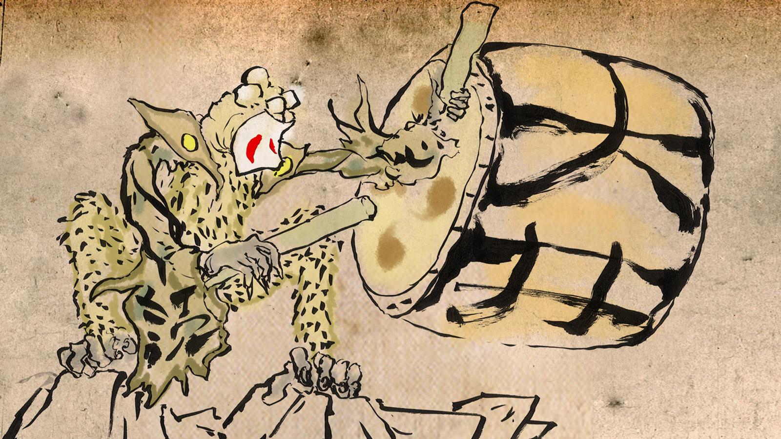 Free Okami Wallpaper in 1600x900