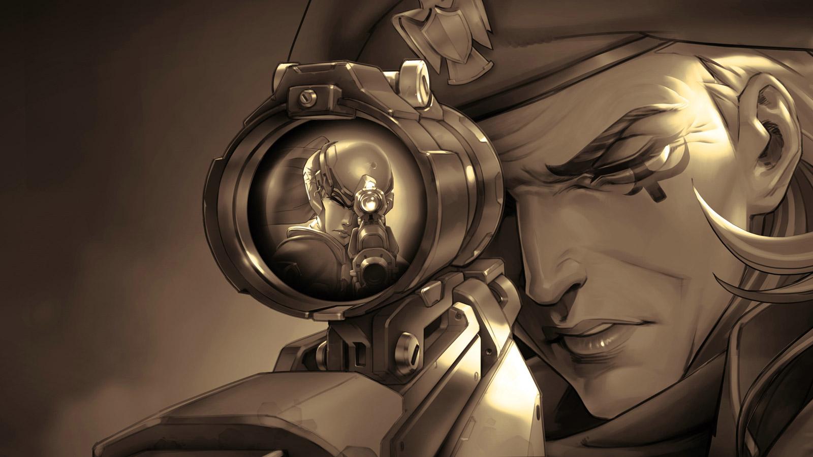 Overwatch Wallpaper in 1600x900