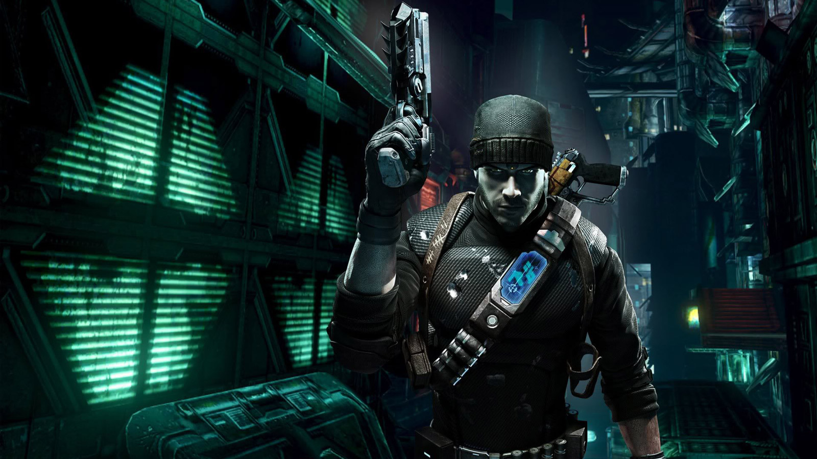 Free Prey 2 Wallpaper in 1600x900