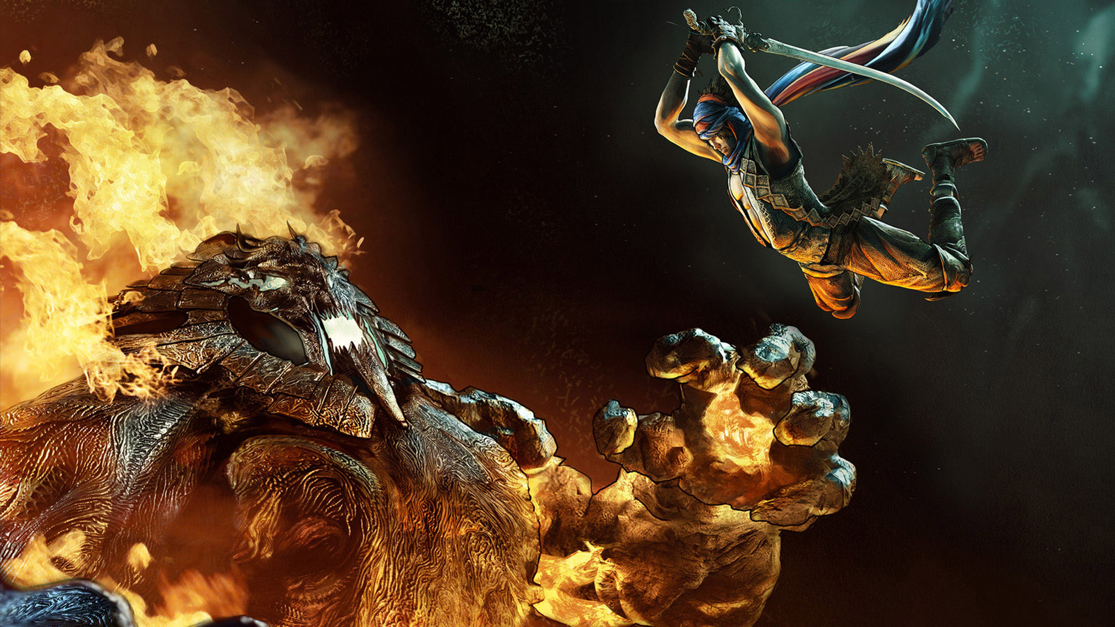 Free Prince of Persia Wallpaper in 1600x900
