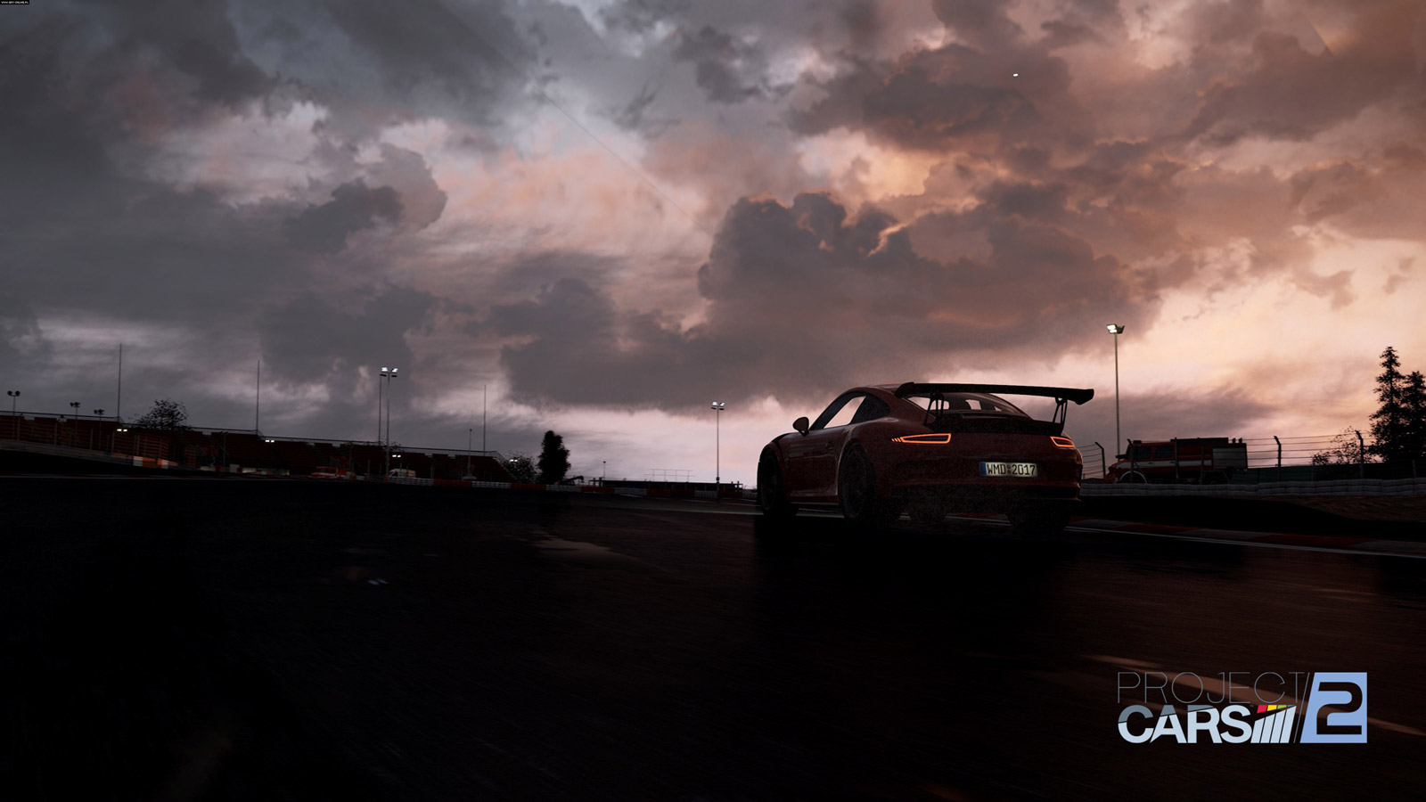 Free Project Cars 2 Wallpaper in 1600x900