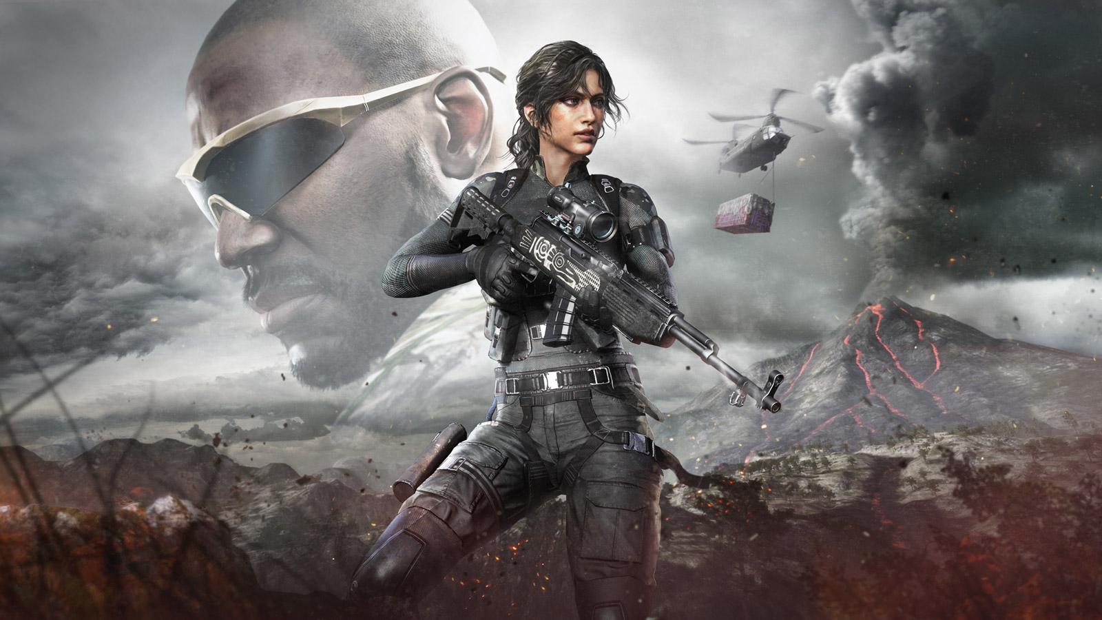 Free PlayerUnknown's Battlegrounds Wallpaper in 1600x900