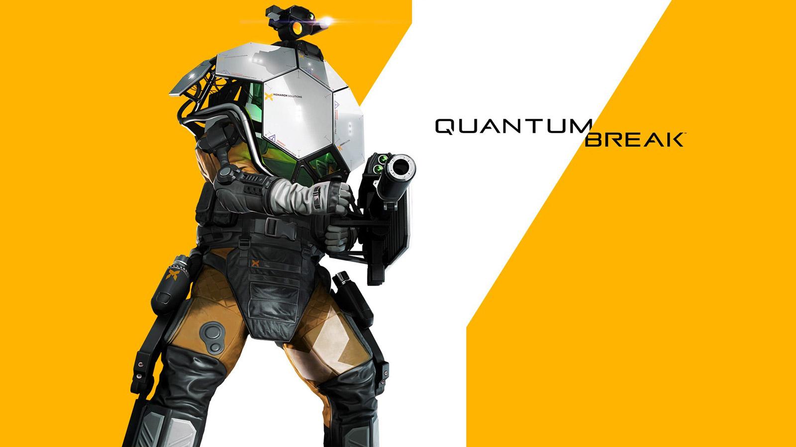 Quantum Break Wallpaper in 1600x900