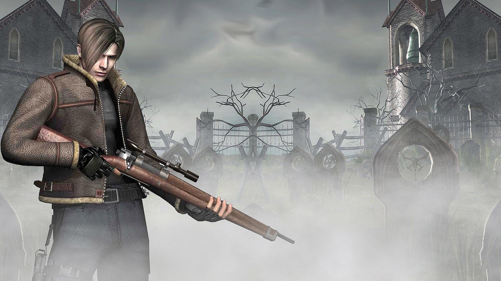 Resident Evil 4 Wallpaper in 1600x900