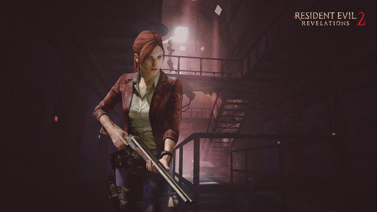 Free Resident Evil: Revelations 2 Wallpaper in 1600x900