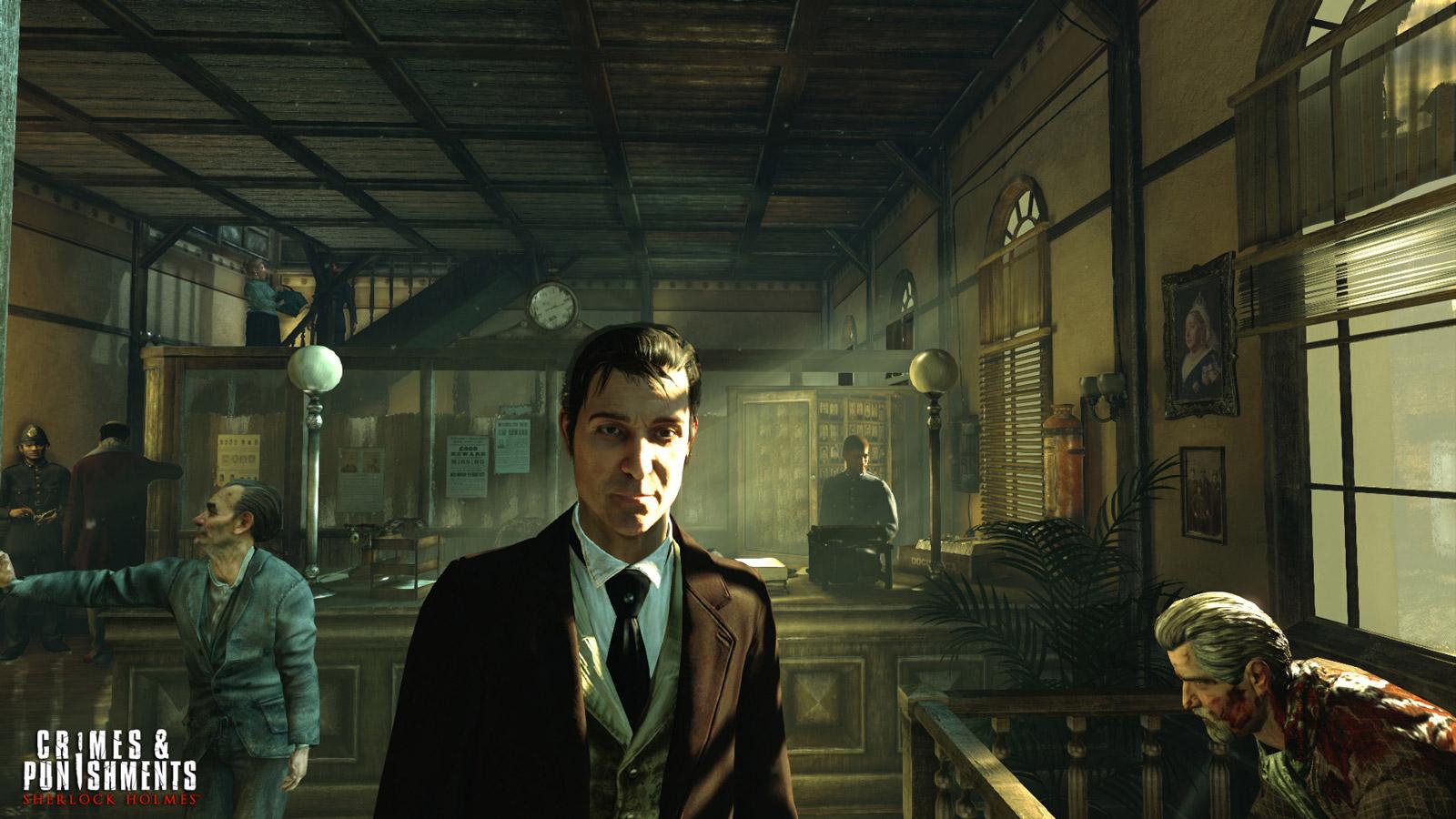 Free Sherlock Holmes: Crimes & Punishments Wallpaper in 1600x900