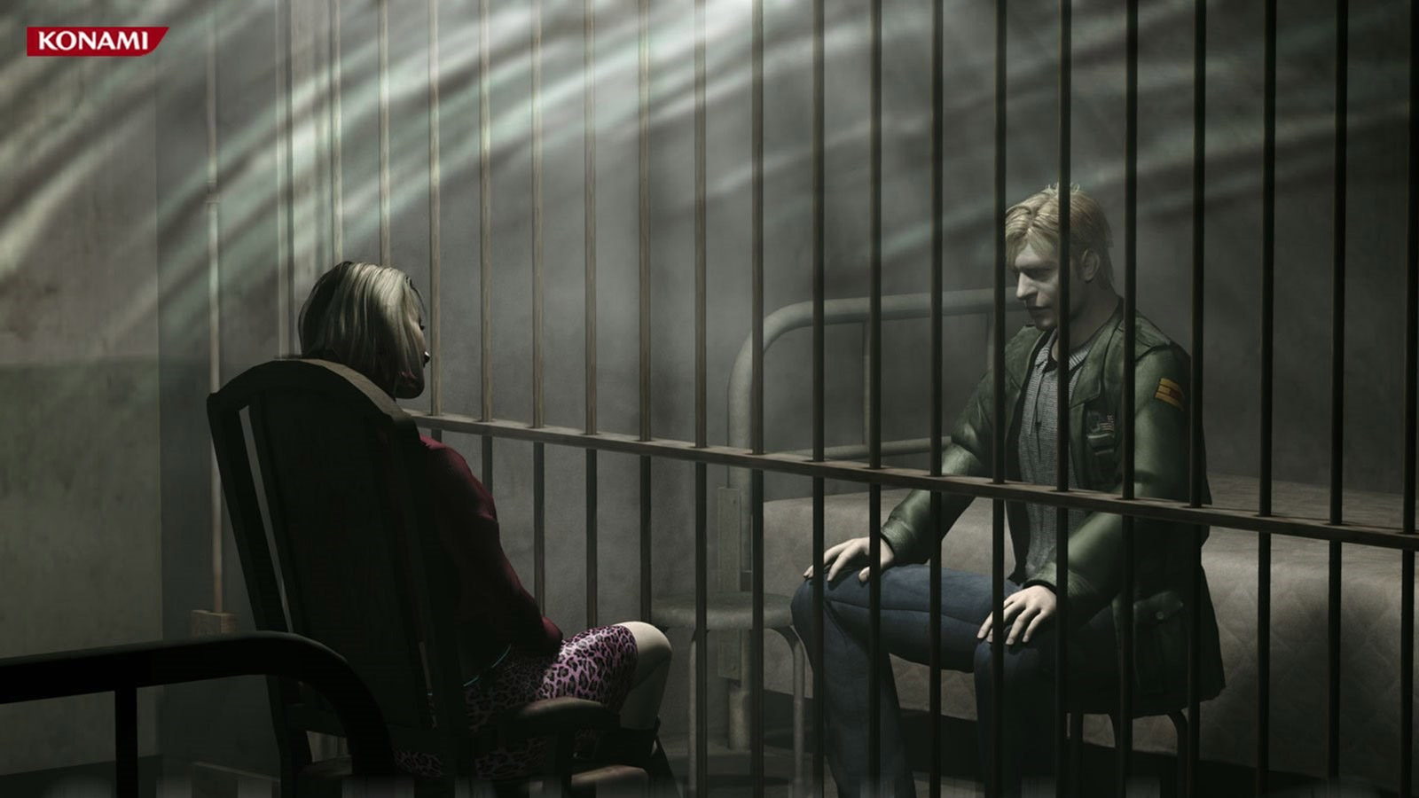 Free Silent Hill 2 Wallpaper in 1600x900