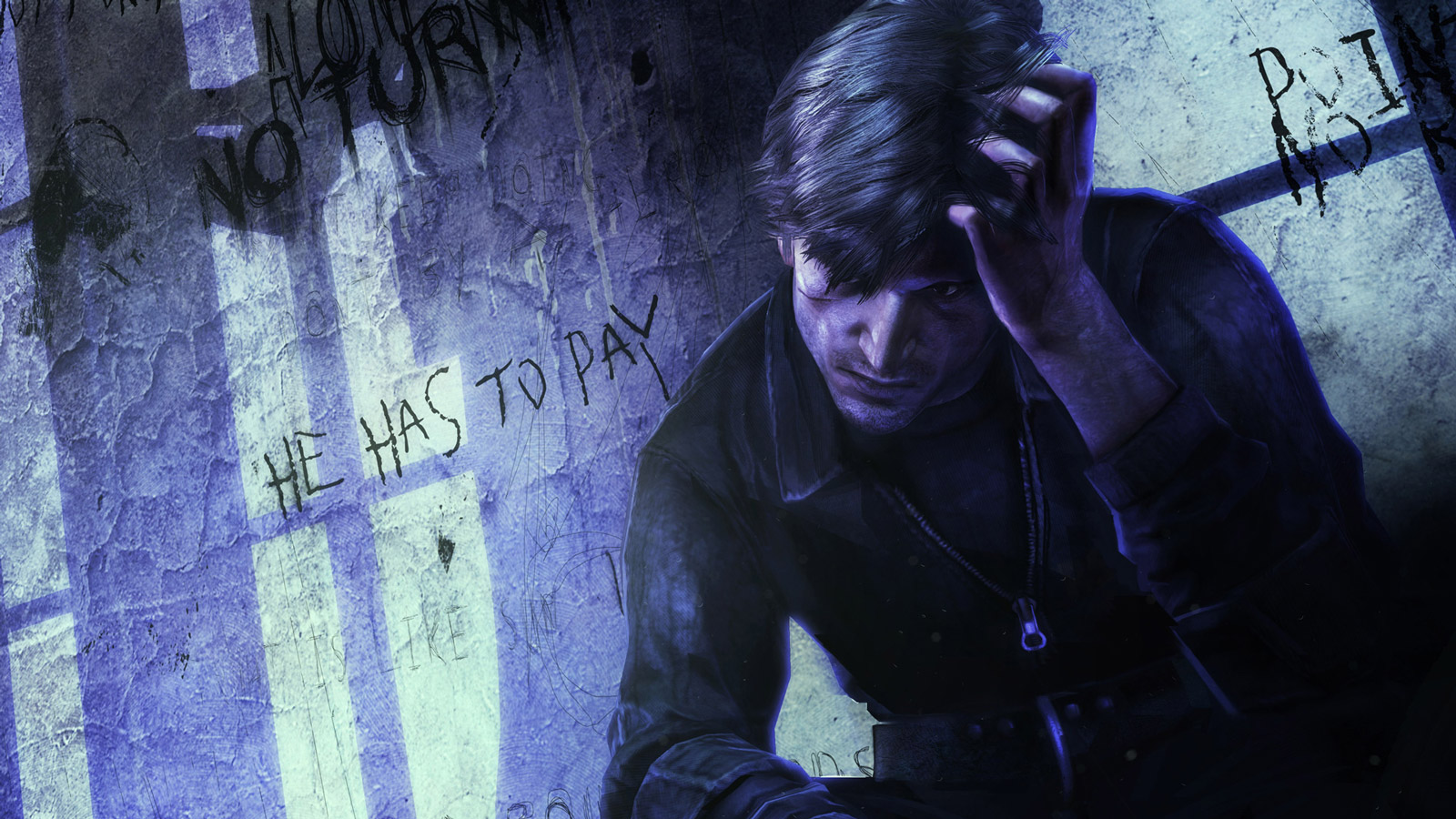 Silent Hill: Downpour Wallpaper in 1600x900