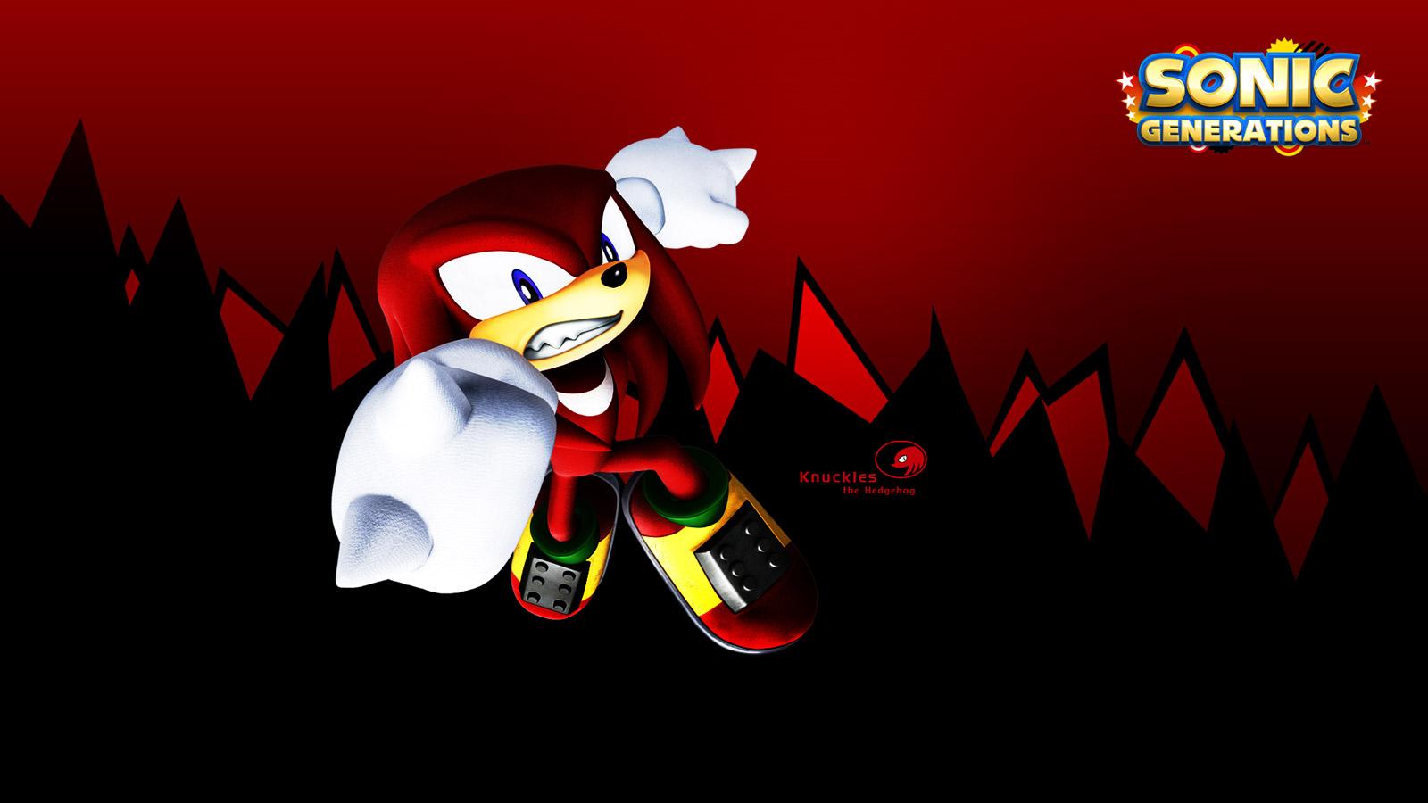 Free Sonic Generations Wallpaper in 1600x900
