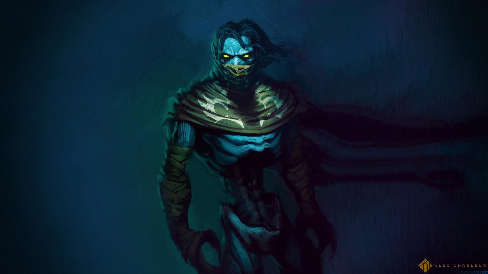 Free Legacy of Kain: Soul Reaver Wallpaper in 1600x900