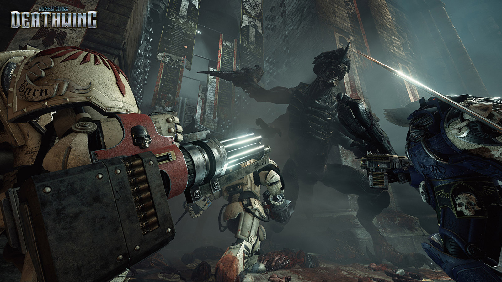 Free Space Hulk: Deathwing Wallpaper in 1600x900