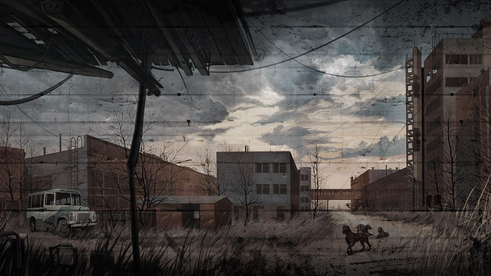 Free S.T.A.L.K.E.R.: Call of Pripyat Wallpaper in 1600x900