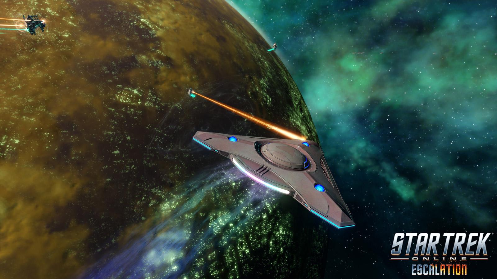 Free Star Trek Online Wallpaper in 1600x900
