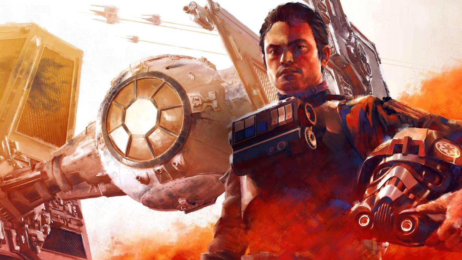 Star Wars: Squadrons Wallpaper in 1600x900