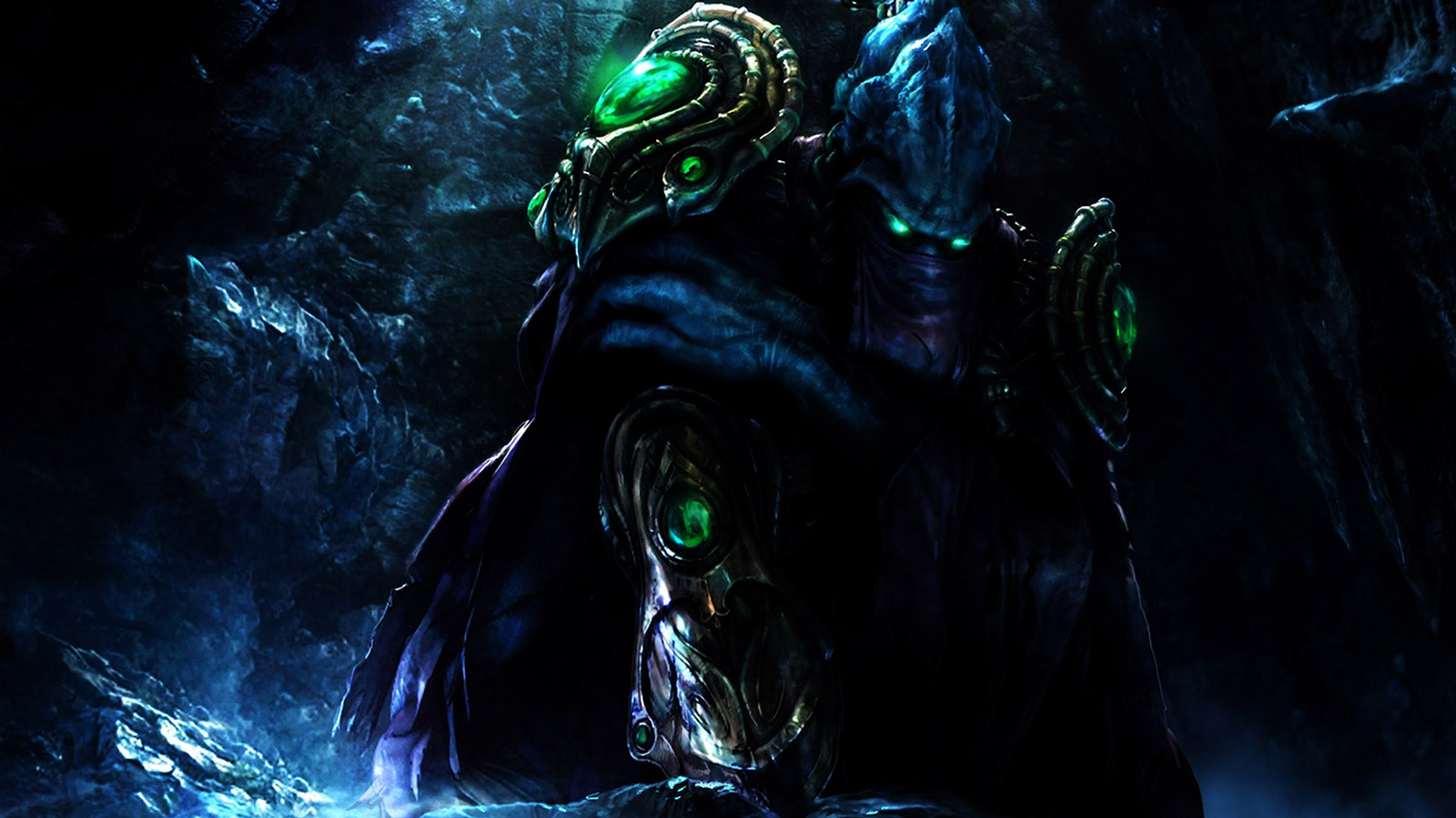Free Starcraft 2 Wallpaper in 1600x900