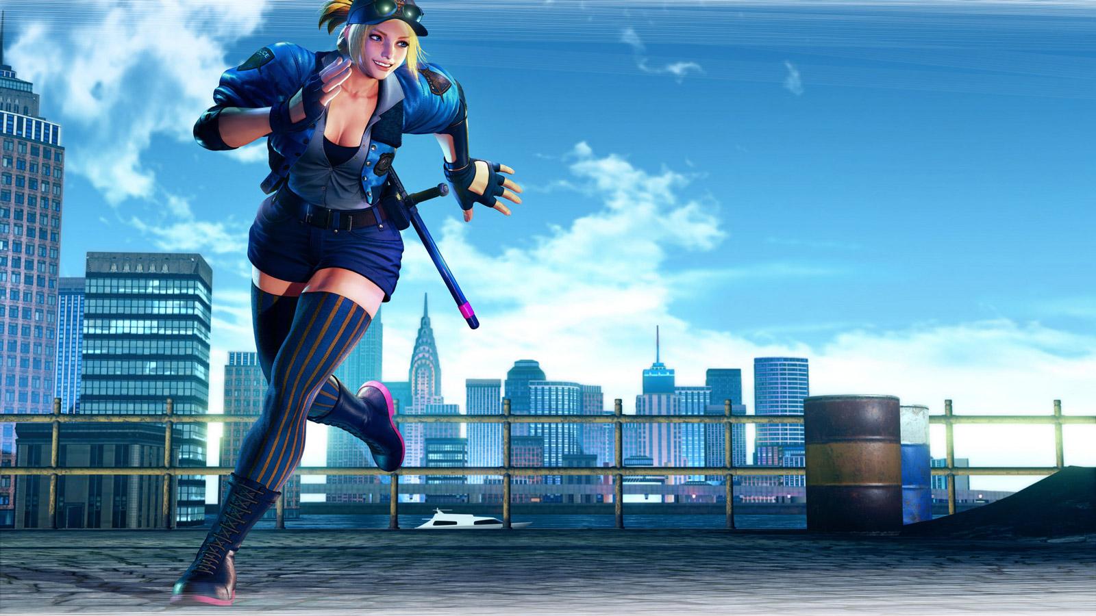 Free Street Fighter V Wallpaper in 1600x900