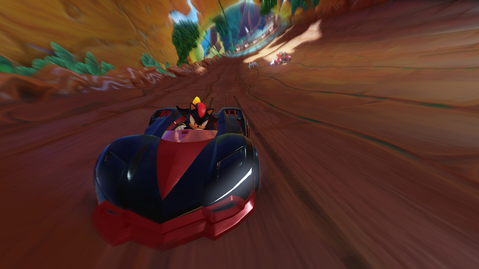 Free Team Sonic Racing Wallpaper in 1600x900