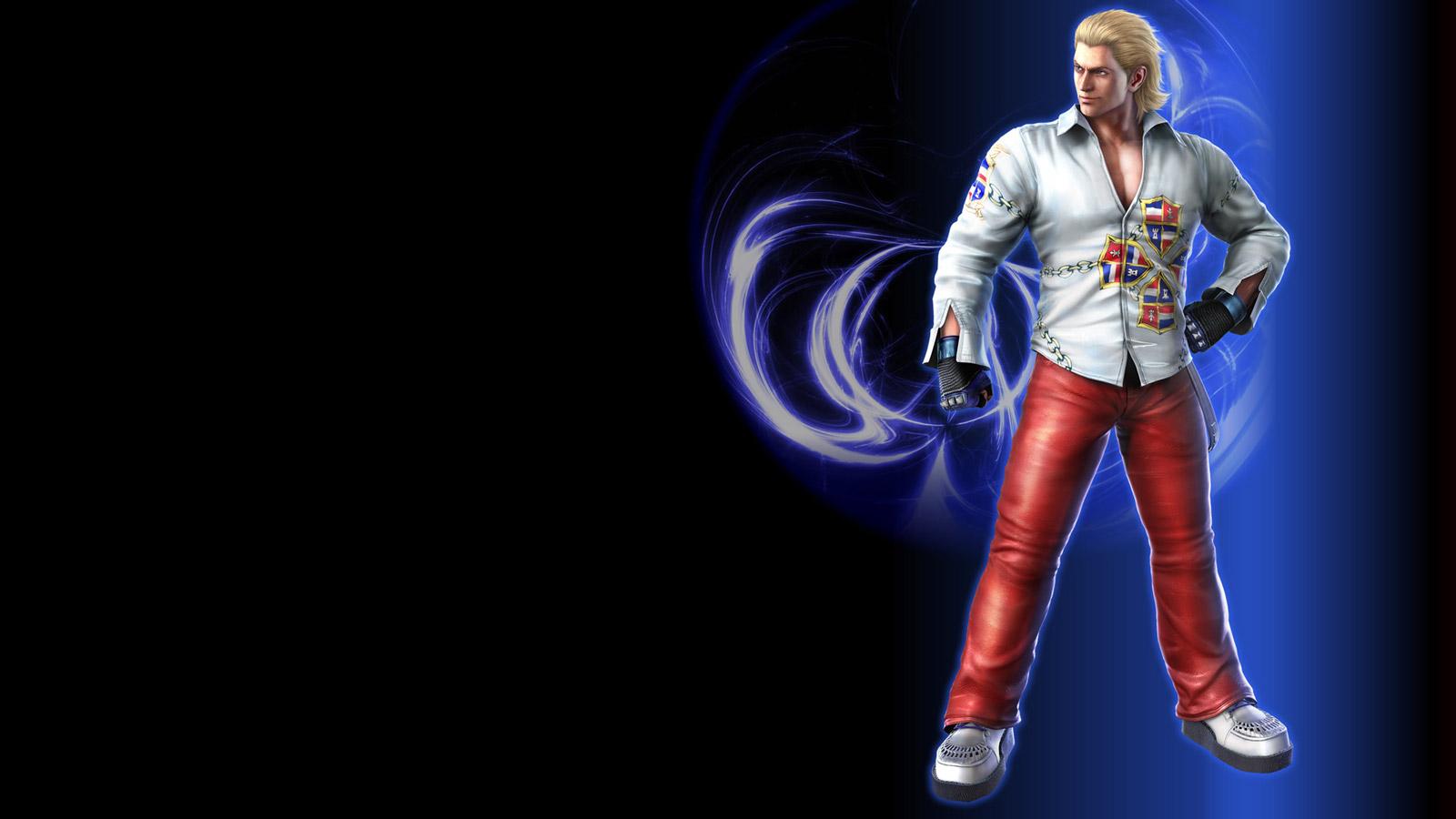 Tekken 7 Wallpaper in 1600x900