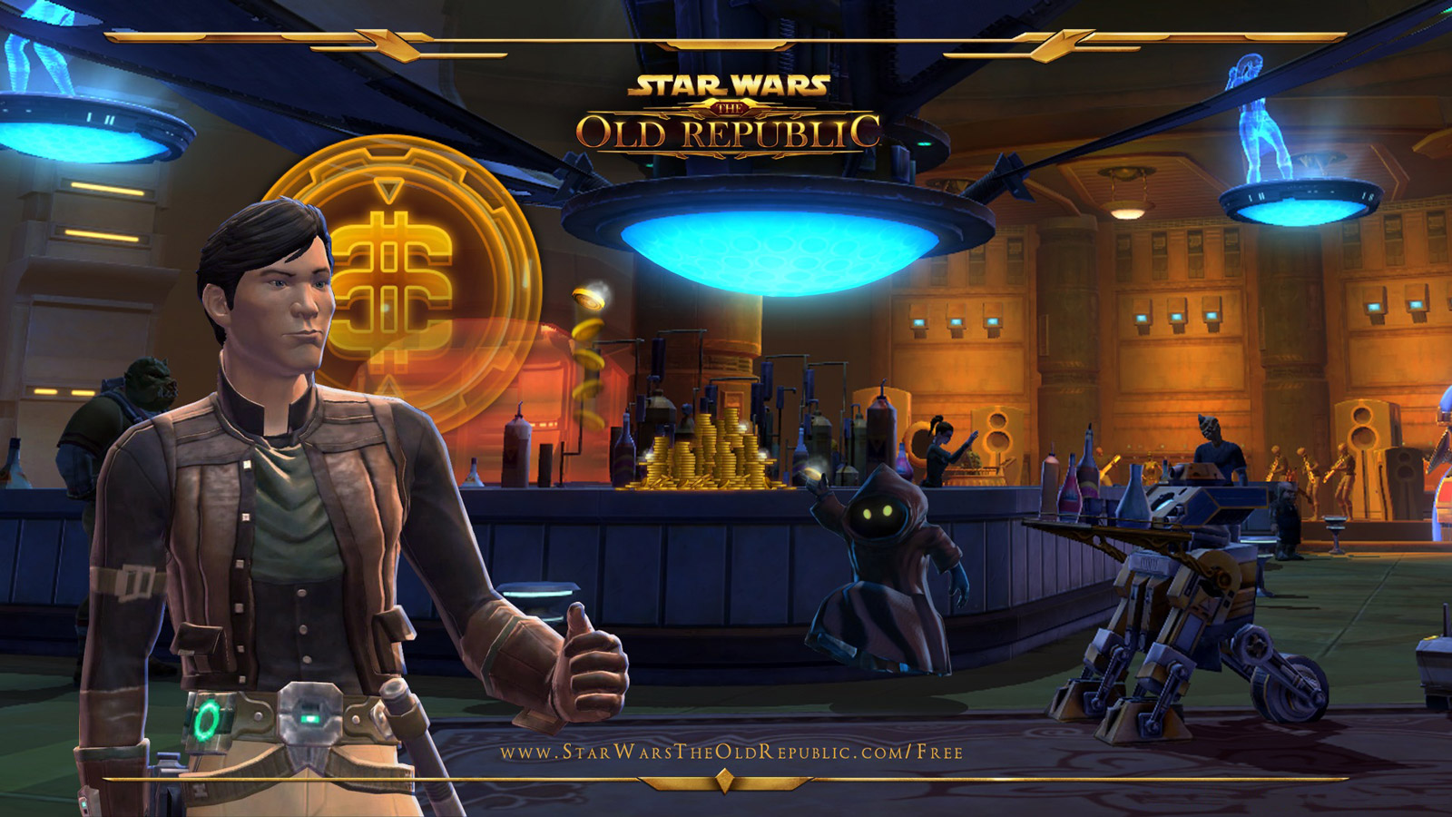 Free Star Wars: The Old Republic Wallpaper in 1600x900
