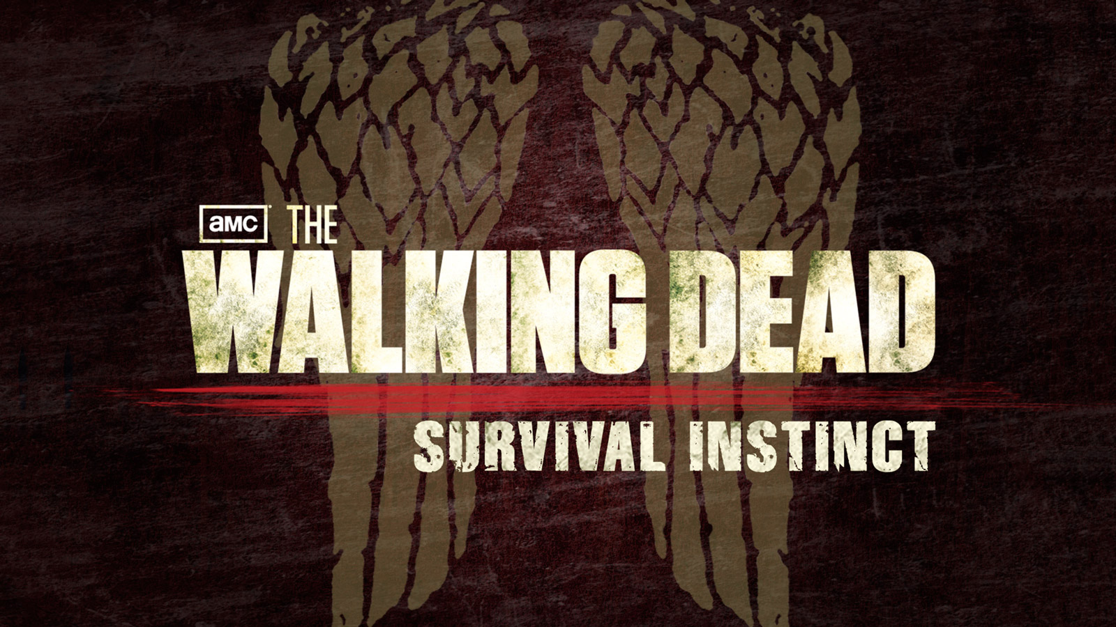 The Walking Dead: Survival Instinct Wallpaper in 1600x900
