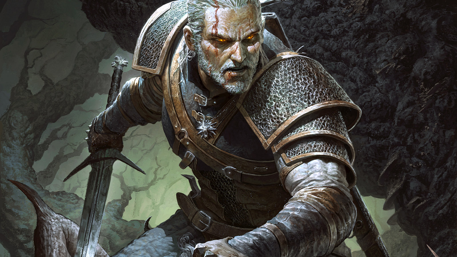 The Witcher 3 Wallpaper in 1600x900