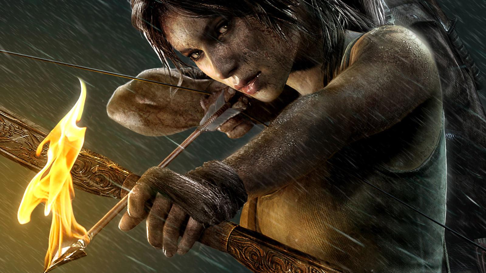 Free Tomb Raider Wallpaper in 1600x900