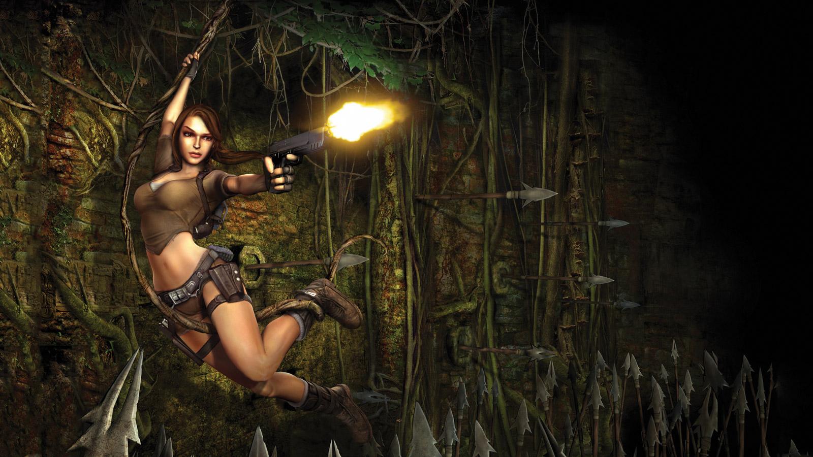 Free Tomb Raider: Legend Wallpaper in 1600x900